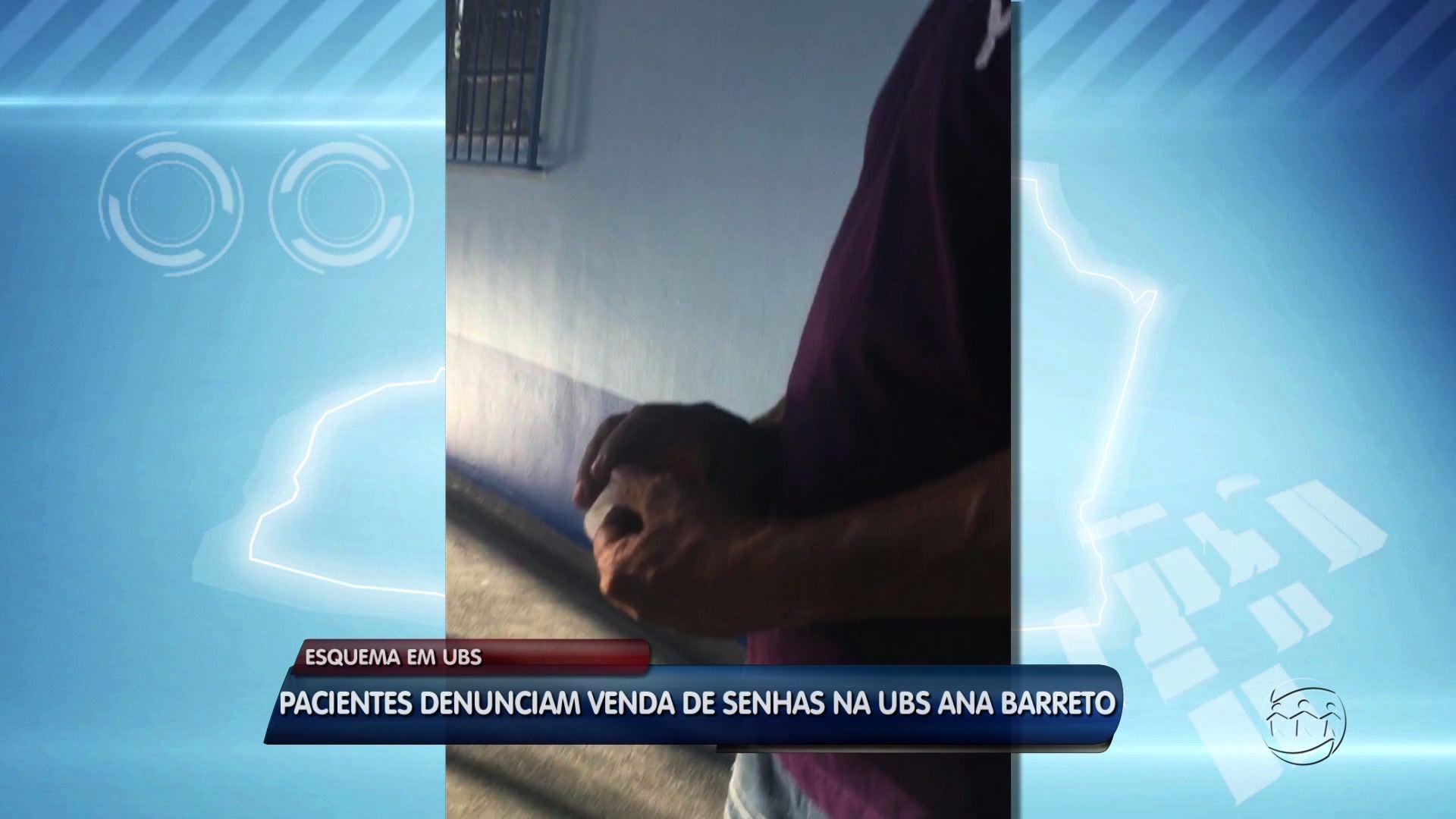 ILEGAL: PACIENTES DENUNCIAM VENDA DE SENHAS EM UBS - ALÔ AMAZONAS - 30/03/2017