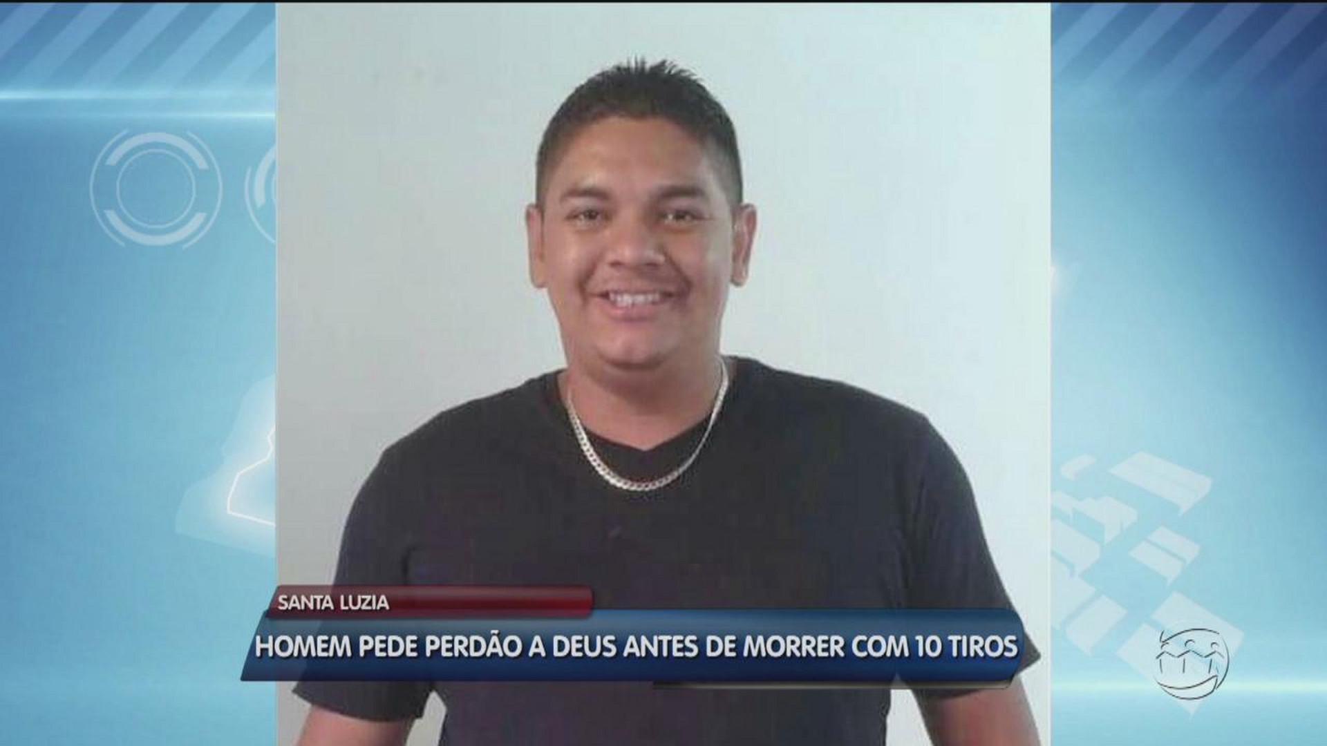 HOMEM PEDE PERDÃO A DEUS ANTES DE MORRER COM 10 TIROS - ALÔ AMAZONAS - 04/05/17