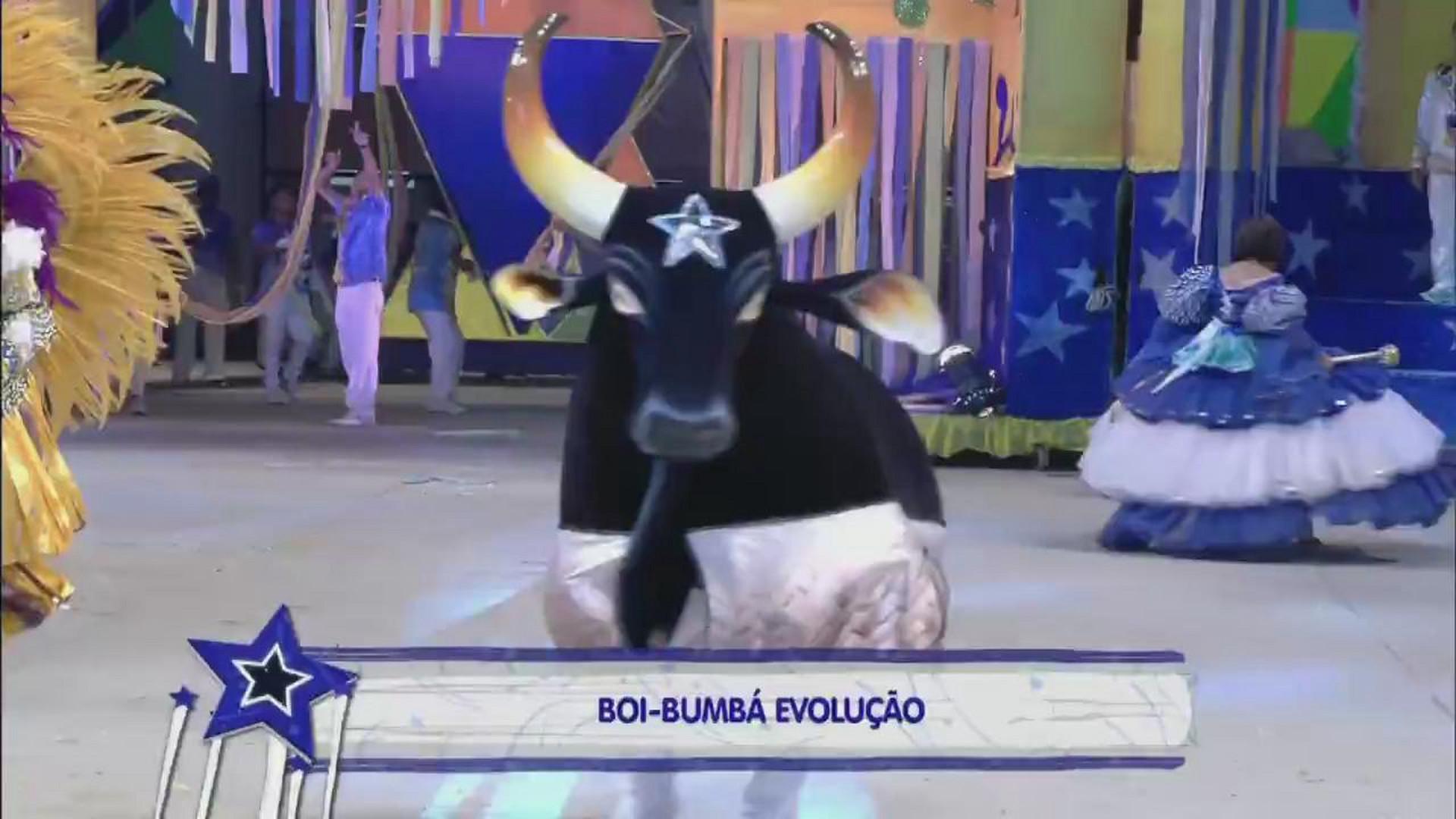 CONFIRA A EVOLUÇÃO DO BOI CAPRICHOSO - Terceira Noite - 02/07/17