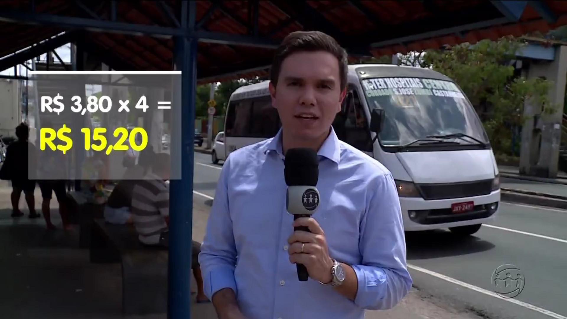 ELEIÇÕES: VEREADOR PEDE GRATUIDADE DOS ÔNIBUS NO SEGUNDO TURNO - A Crítica Na Tv - 10/08/17