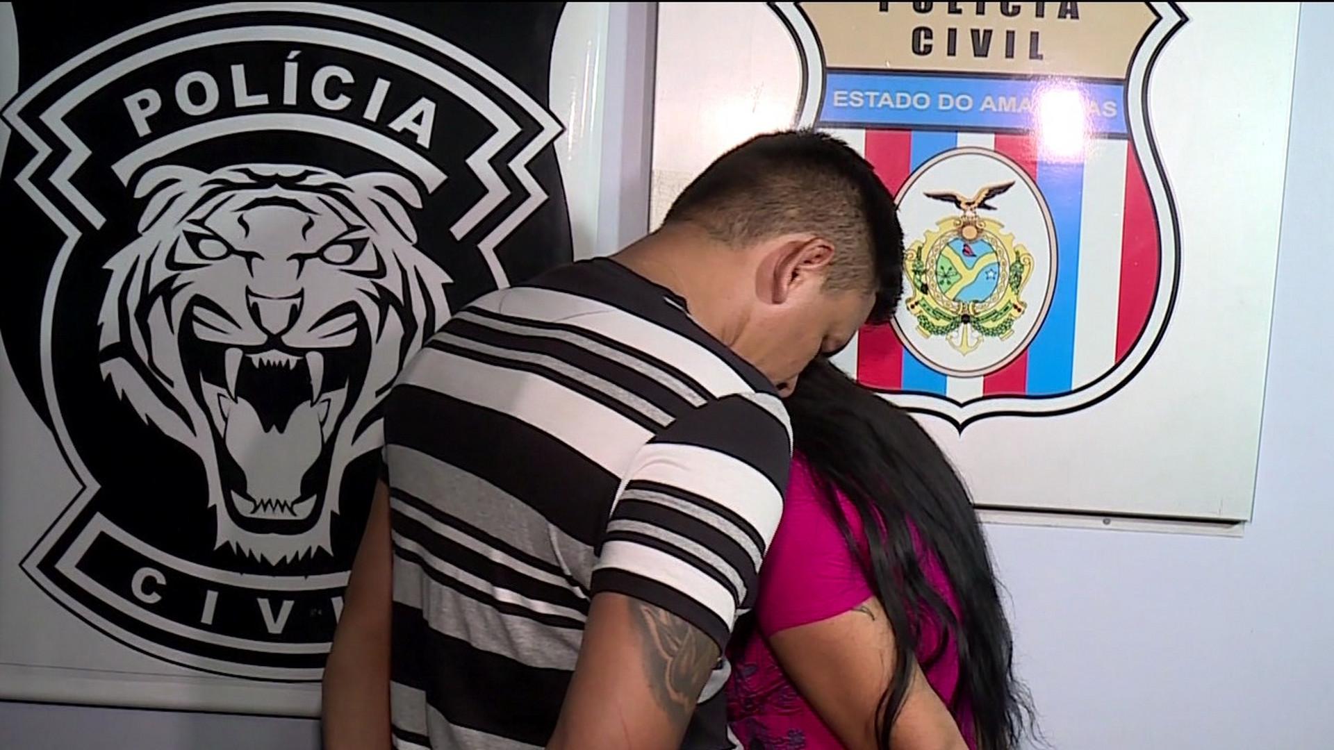 HOMEM É PRESO SUSPEITO DE ASSALTO À ROTA DO DISTRITO - Alô Amazonas - 18/08/17