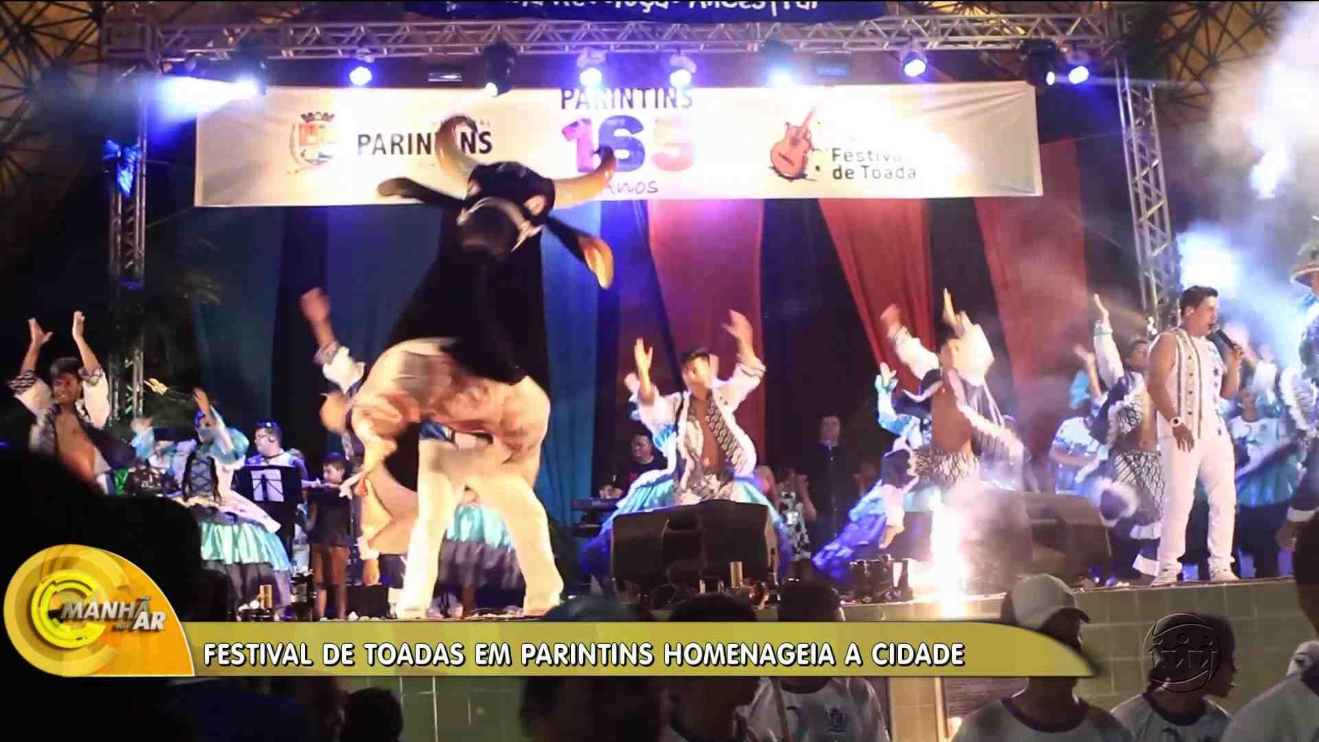 ILHA DA MAGIA: PARINTINS COMEMORA 165 ANOS DE HISTÓRIA - Manhã no Ar 16/10/17