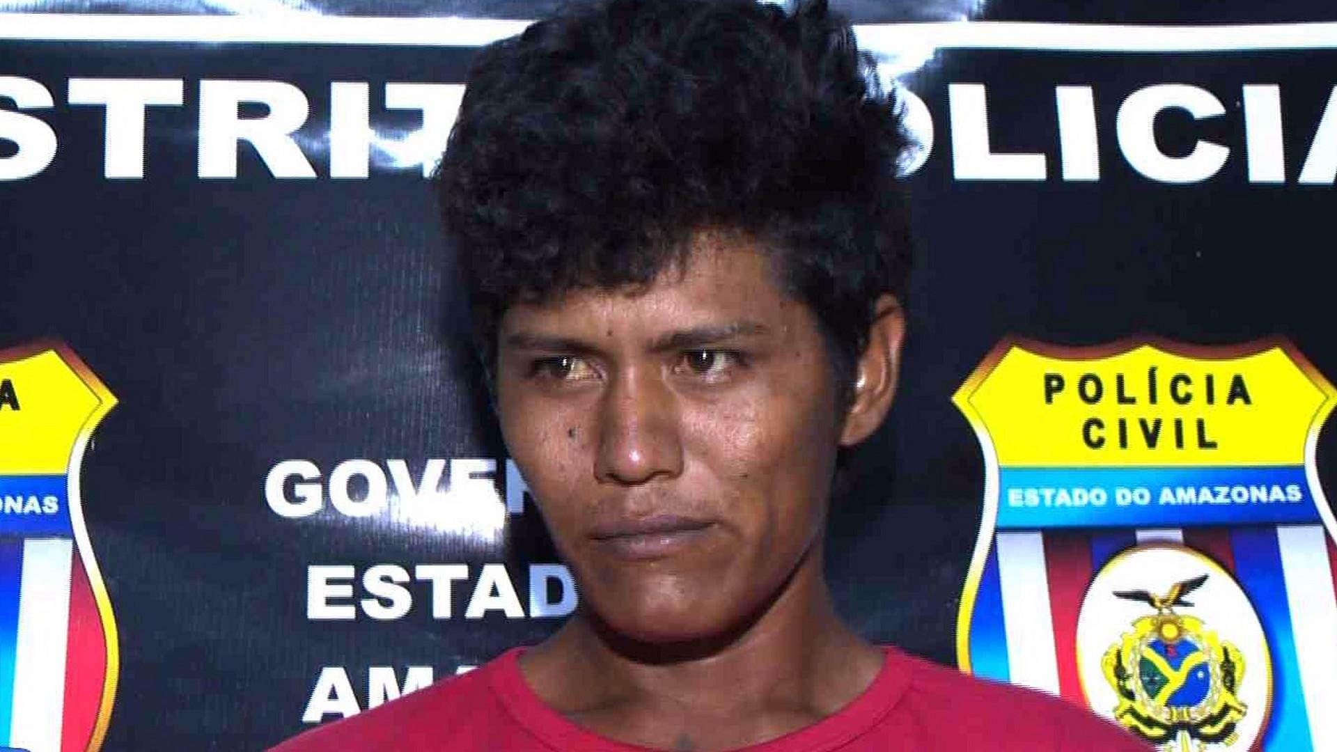 HOMEM É PRESO SUSPEITO DE TENTAR MATAR CUNHADA - Alô Amazonas - 19/10/17