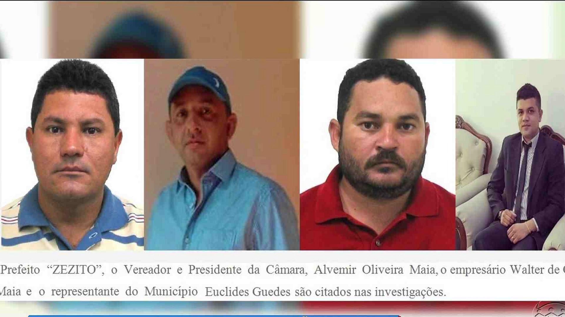 Resultado de imagem para operação 'Tapauara'
