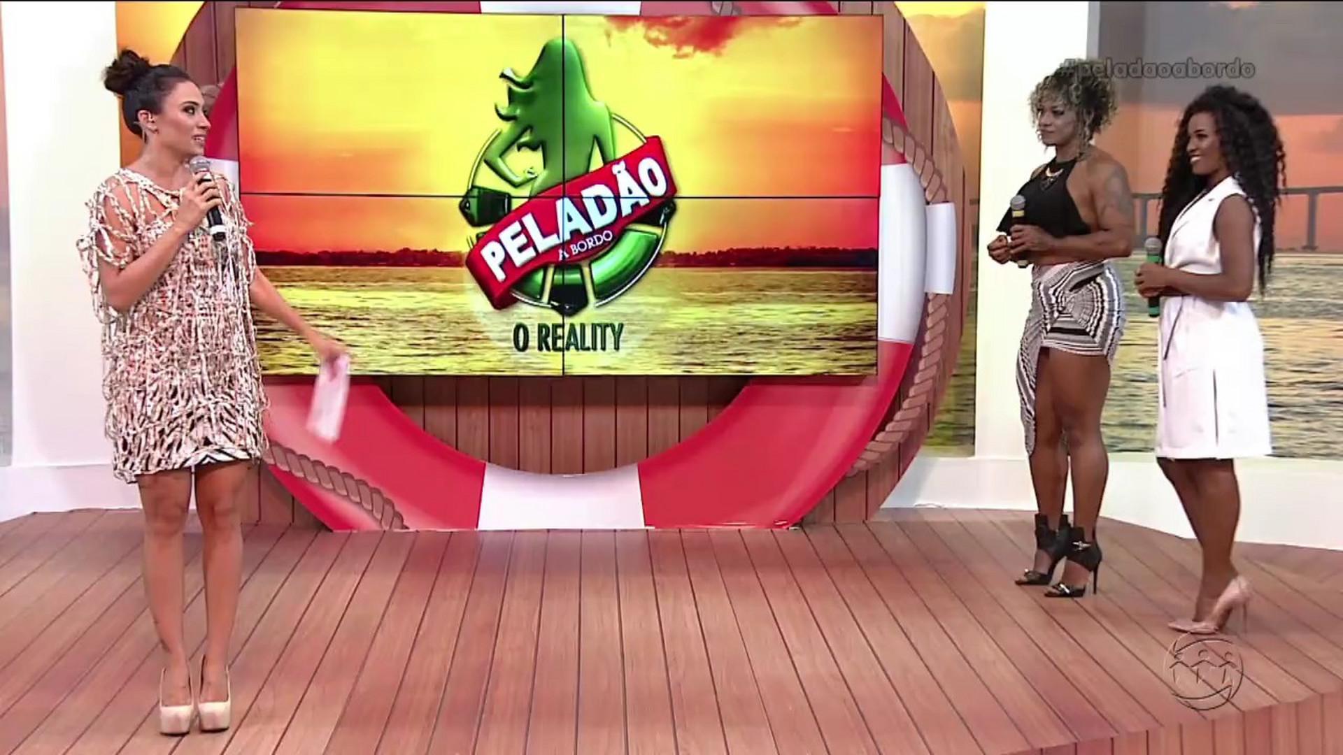 PELADÃO A BORDO - EPISÓDIO 12 - 29/11/17