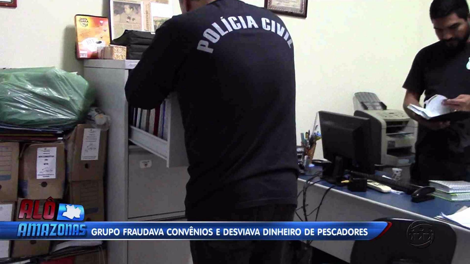 MINISTÉRIO PÚBLICO INVESTIGA FRAUDE NO GOVERNO DO ESTADO - Alô Amazonas 07/12/17