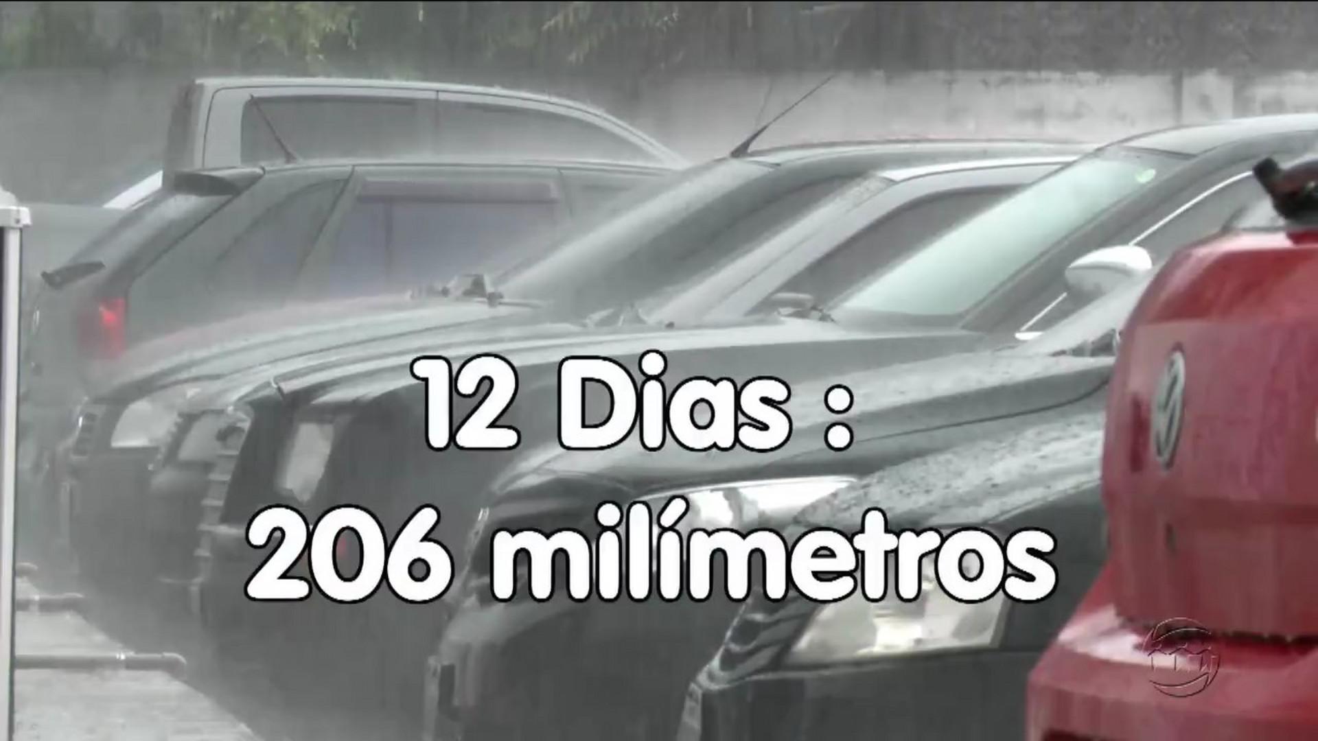 ESPECIALISTAS ALERTAM SOBRE O VOLUME DE CHUVA EM DEZEMBRO - A Crítica Na Tv - 12/12/17