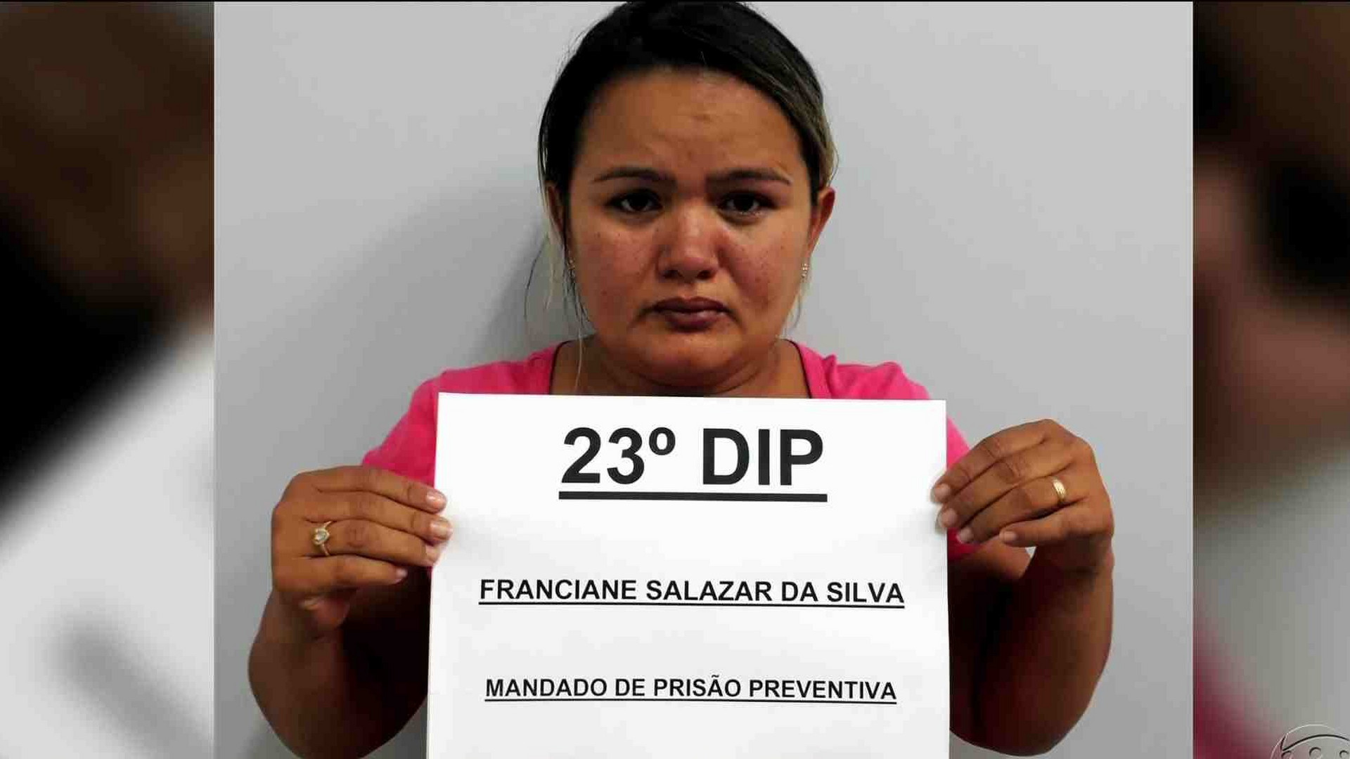 TESOUREIRA DE FACÇÃO CRIMINOSA É PRESA - Cidade Alerta Manaus - 15/12/17