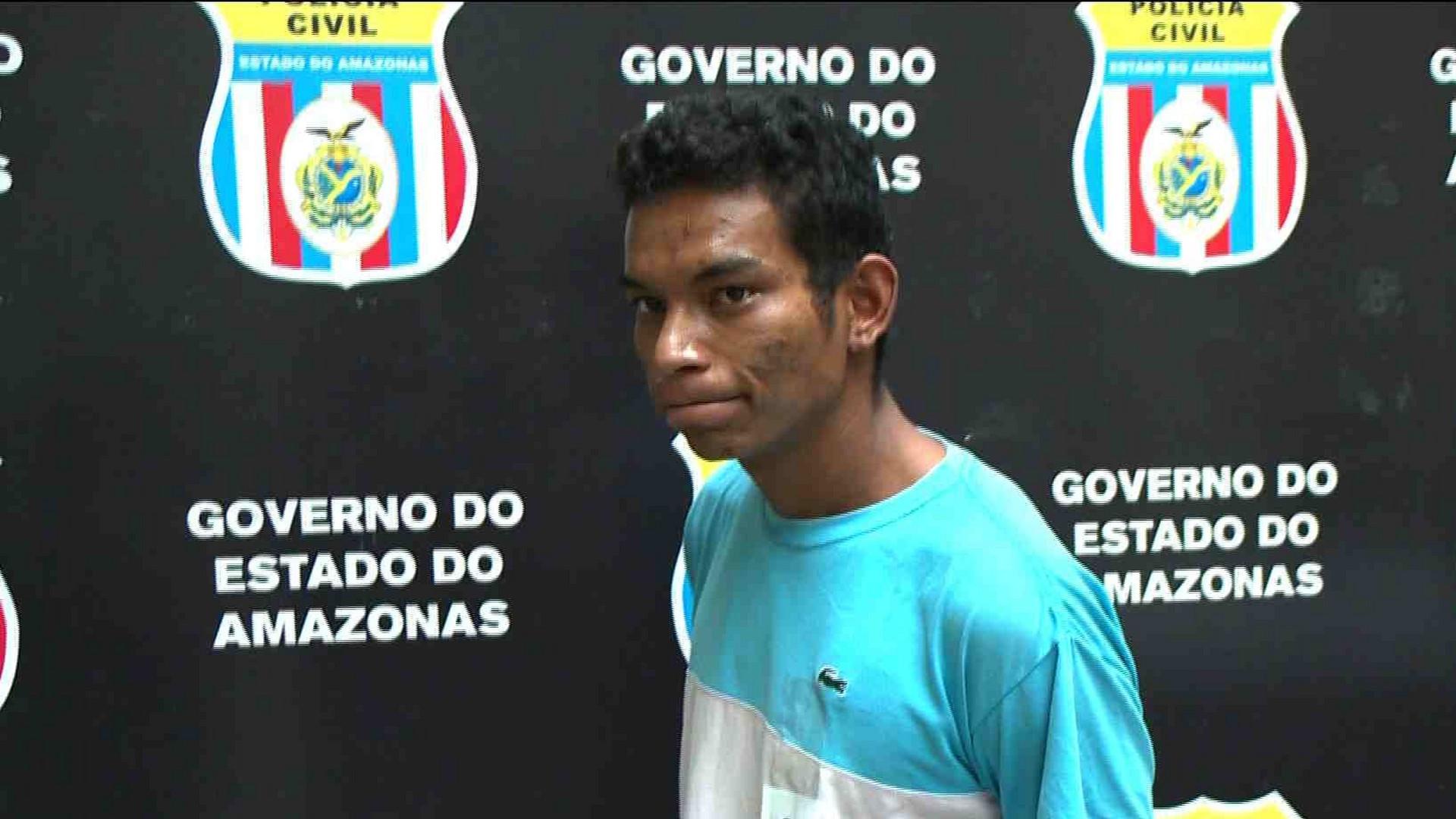 RECAPTURADO: HOMEM QUE MATOU CACHORRO ERA FORAGIDO DA POLÍCIA - Cidade Alerta Manaus - 15/12/17