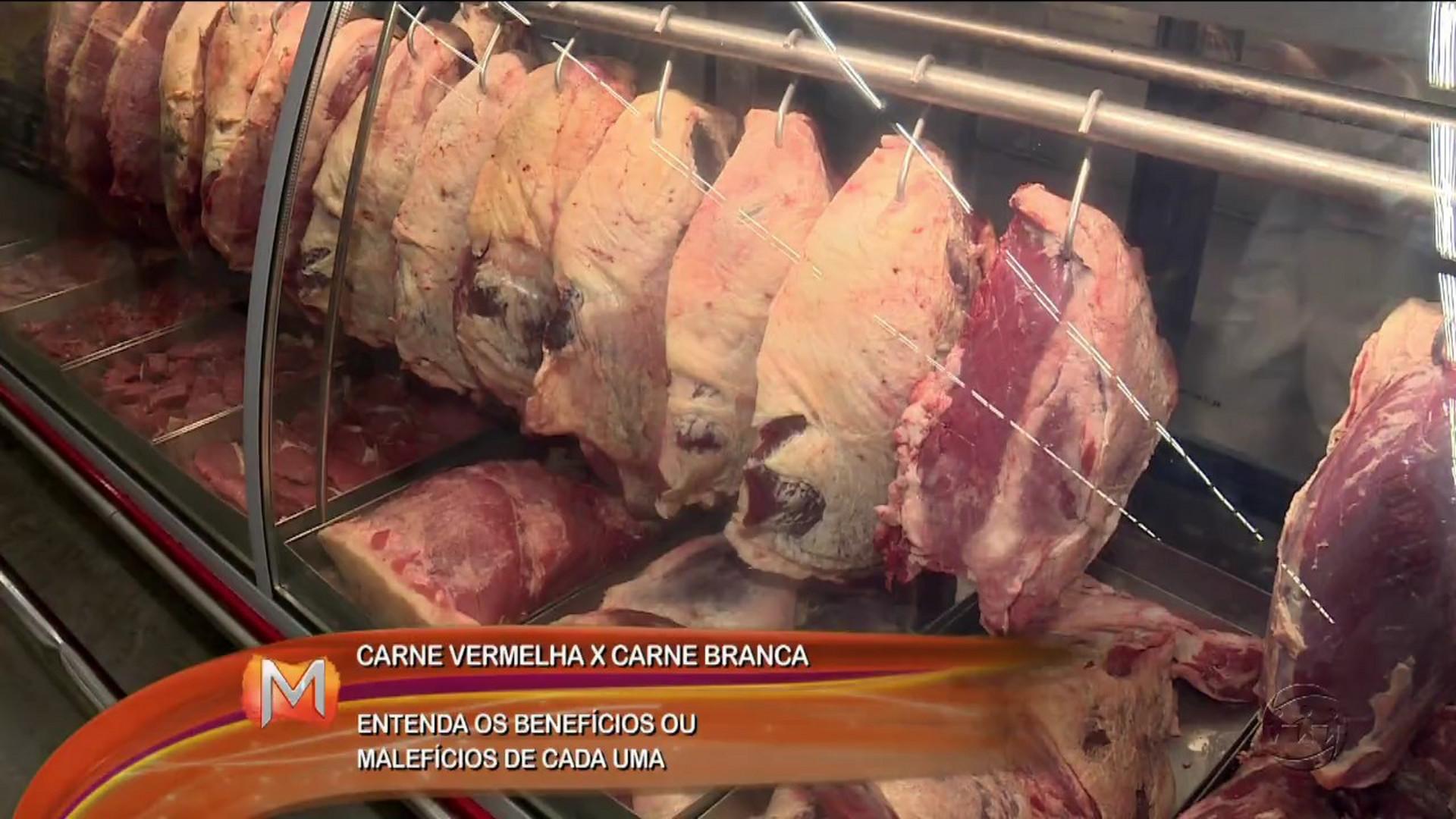 CARNE VERMELHA X CARNE BRANCA: ENTENDA OS BENEFÍCIOS OU MALEFÍCIOS DE CADA UMA - Magazine 18/12/17