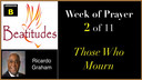 WOP #2: Those Who Mourn (B) - Ricardo Graham