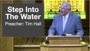 5/1/2018 - Tim Hall - Step Into The Water