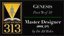 """___LMP313: 009 """"Master Designer"""""""