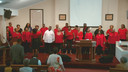"""""""Get Plugged In"""" August 12, 2018 MPBC-Jville Sunday Service"""