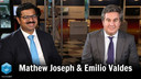 Mathew Joseph, Wipro Limited & Emilio Valdes, Informatica  | AWS Summit Bahrain