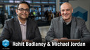 Rohit Badlaney & Michael Jordan, IBM | IBM Think 2019