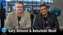 Gary Delooze, Nationwide Building Society & Ashutosh Muni, IBM | IBM Think 2019