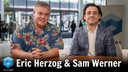 Eric Herzog, IBM & Sam Werner, IBM | IBM Think 2019