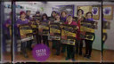 8ª Buna Tetu -  Huelga Feminista del 8 de marzo