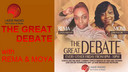 THE GREAT DEBATE WITH REMA & MOYA 3-15-19