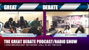 THE GREAT DEBATE WITH REMA & MOYA 4-26-19