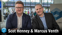 Scot Henney, SAP CX & Marcus Venth, SAP | IBM Think 2019