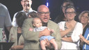 Valliant Baby Dedication