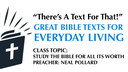 9/22/2019 - Neal Pollard - How to Study the Bible for All Its Worth
