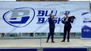 Blu Basket - Intervento Pres. Gianfranco Testa e Pres. Giovanni Grazioli