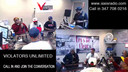 VIOLATORS UNLIMITED PODCAST/RADIO 10-26-19