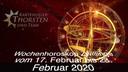 Wochenhoroskop Zwillinge vom 17. Februar bis 23. Februar 2020