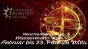Wochenhoroskop Wassermann vom 17. Februar bis 23. Februar 2020
