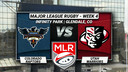 MLR CO RAPTORS vs UTAH WARRIORS