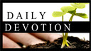 Daily Devotion (4-21-2020)