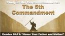 5/24/2020 - Josh Allen - The 5th Commandment