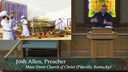 6/10/2020 - Josh Allen - Exodus 28 - The Priesthood