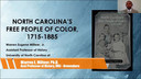 2020-07-25 Family History Center - NC Free People of Color