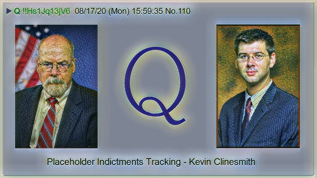 Placeholder Tracking Indictments & POTUS Answers the Question