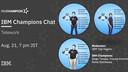 IBM Champions Japan Chat #1 : テレワーク