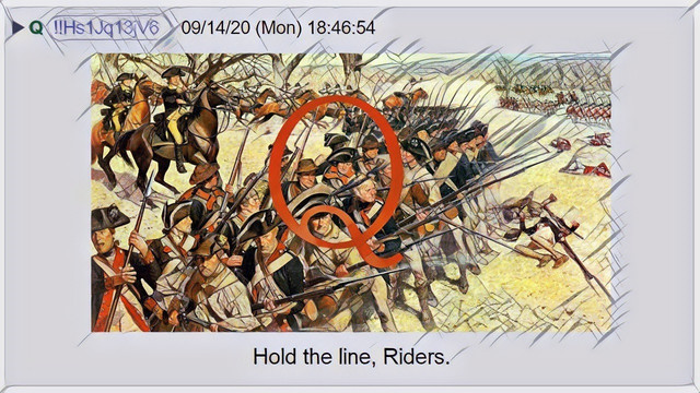 Hold the Line Riders
