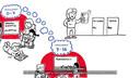 Tampere animaatiot:  Koulutuksen monet mahdollisuudet - Venäjän kielinen versio (Tussitaikurit)