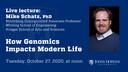 How Genomics Impacts Modern Life