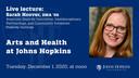 Arts and Health at Johns Hopkins