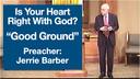 9/12/12 - Jerrie Barber - Good Ground