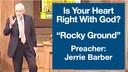 9/10/12 - Jerrie Barber - Rocky Ground