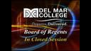 Del Mar College Board of Regents Called Meeting