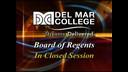 DMC Board of Regents Mtg Part 2 (10/11/2016)