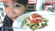 Akitchen☆305回!沖縄旅行気分がまだ抜けないということで、沖縄郷土料理のタコライスを作ります!視聴者プレゼントの「沖縄そば」もあるよ!沖縄でのりすりすと兄一の写真もご紹介します♪