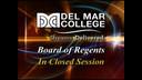 DMC Board of Regents Mtg Part 2 (1/24/2017)